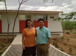Dr. Carmen Hernández and I