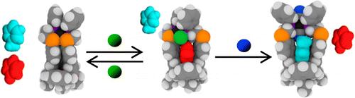 (Ligands: Green = Chloride; Blue = Cyanide)