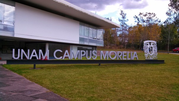 Materials Research Institute at Morelia Michoacan (southern Mexico)