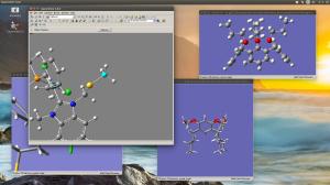 Select 'Hot' atom