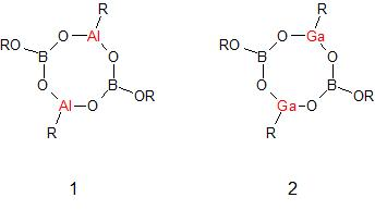 Figure 1. Compound 1 exists but compound 2 is apparently less stable. Is it?